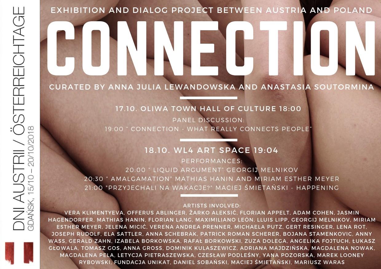 Dni Austrii w Gdańsku: Connection / WL4 ART SPACE w Wiedniu